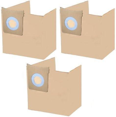 SparesPlanet® Bolsas de Polvo de papel de gran calidad para Titan ...