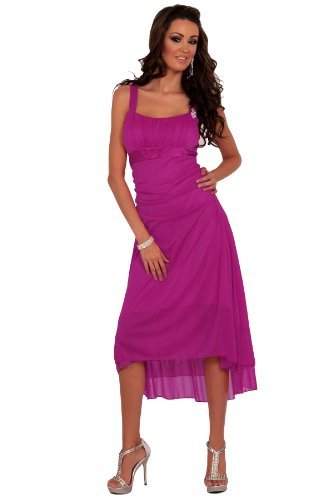 YouLookHot - Vestido - para mujer Magenta