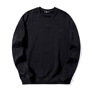 lisux Men s Sweater Chaqueta Deportiva Juventud Pura Moda Chaquetas Deportivas,Black,M