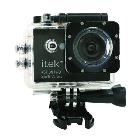 Click to buy Itek By SoundLogic Action Pro 1080P Ultra HD Sports Camera - From only $44.99