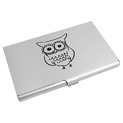 Wallet Business Azeeda Credit Holder CH00010937 Card 'Friendly Owl' Card w6nxFEn0Uq