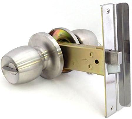 ユーシンショウワ 万能取替玉座 鍵付 DAC-100 シルバー