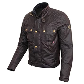 Belstaff Mojave 2.0 Wax - Chaqueta, color marrón: Amazon.es ...