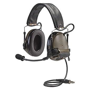 Amazon.com: 3 M (mt17h682fb-47 GN) III Advanced Casco de ...