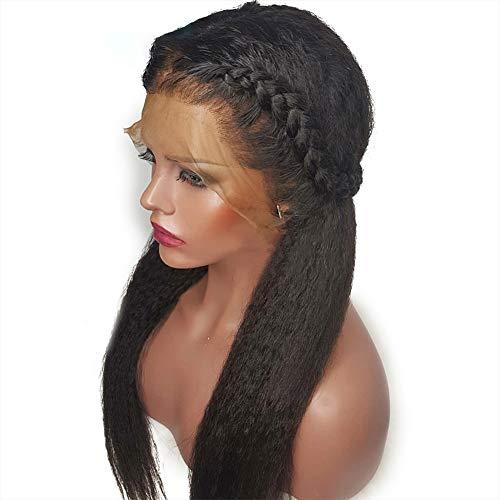LONG&LONG 180% Density 360 Lace Frontal Human Hair