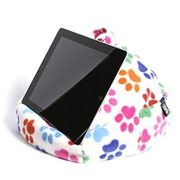 Amazon.com: iPad, Tablet y eReader Cojín Puf Pillow Soporte ...