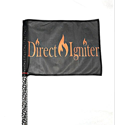WRAPPED L.E.D. RGBW SAFETY FLAG WHIP 20 COLORS OVER 30 MODES+ REMOTE RZR CAN-AM TWISTED SPIRAL (5)