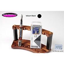 12 Pack Universal Fountain Pen Cartridges - Velvet Black