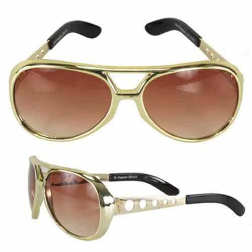[Elvis Basic Sunglasses Costume Accessory] (Elvis Accessories)