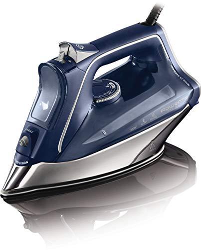 Rowenta DW8215D1 ProMaster Plancha de Ropa con Golpe 200 Vapor Continuo de 40 g/min, Suela Microsteam 400 HD Profile…