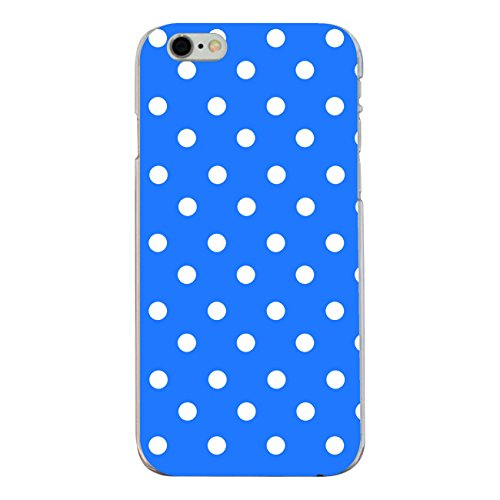 "Disagu Design Case Coque pour Apple iPhone 6 Housse etui coque pochette ""Blau Weiß gepunktet"""