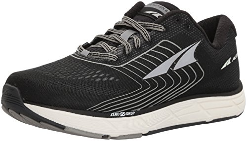 Altra Women's Intuition 4.5 Sneaker, Black, 9 Regular US