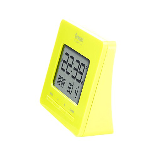 Oregon RM938, Dual Time Calendar, Snooze Yellow