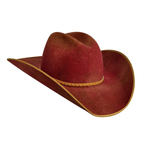 Bailey Western Female Renegade By Bailey Georgia Western Hat Pink Autumn Mix 7 1/4 by Bailey Western