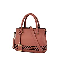 Mark & Keith Women Puple Handbag (MBG 0578 PPL)