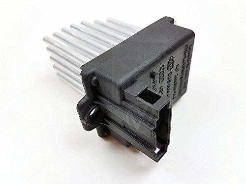 New Heater Blower Fan Resistor Speed Controller 4B0820521 [1997-2004]: