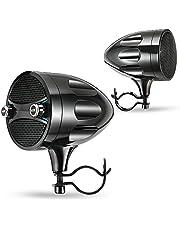 Motorcycle Radio Motorcycle Speakers Bluetooth Waterproof Audio Systems ATV Speakers Utv Sound Bar Marine Stereo Walkwin S7b