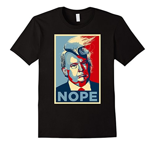 Nope Donald Trump Hair T-Shirt