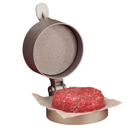 New Weston Non-Stick Single Hamburger Press Easy to Clean and Use With