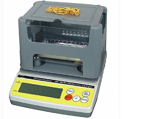 0.001g/cm3 GH-300K Electronic densimeter , Gold Purity Analyzer , Gold and Silver Testing Machine by JIAWANSHUN