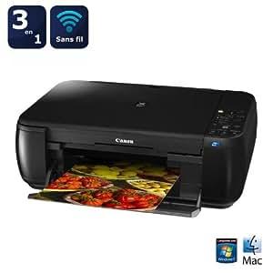 Canon PIXMA MP499 Color 4800 x 1200DPI A3 Wifi impresora de inyección de tinta - Impresora de tinta (4800 x 1200 DPI, 8,8 ppm, 5 s, A3, Sobres, Papel satinado, Papel de alta resolución, Papel mate, Papel normal, A3,A4,A5)