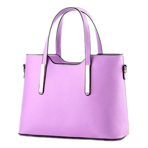 Rouge Top fourre Purple Les Designer féminin femmes Sacs Sacs Handle à Femmes occasionnel bandoulière sacs amp; tout main épaule qp4wpT0