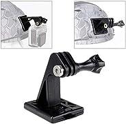 Tactical Helmet Excavator Mounts for GoPro Bracket Helmet or NVG Helmet Base