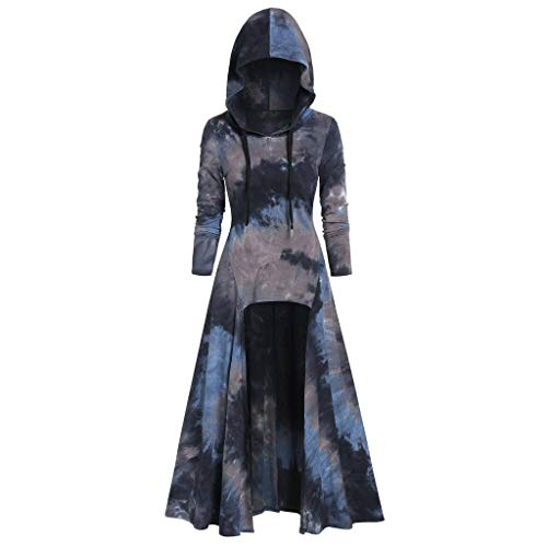 Gene Grey Halloween Costumes - Xinantime Womens Tunic Hooded Vintage Cloak