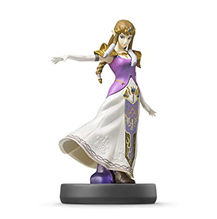 Zelda amiibo (Super Smash Bros Series)