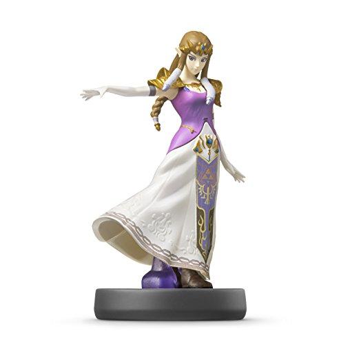 Color:Zelda   Edition:USA Zelda amiibo (Super Smash Bros Series)