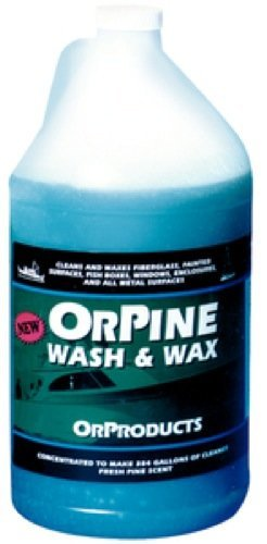 Orpine Wash and Wax, Gallon ()