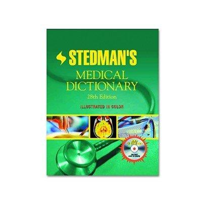 (HOUH11041 - HOUGHTON MIFFLIN COMPANY Stedman's Medical Dictionary)