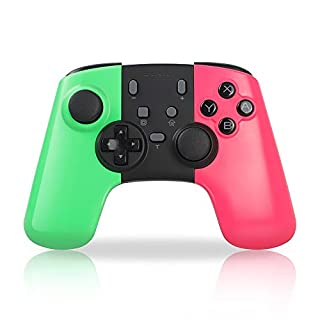 Wireless Controller for Nintendo Switch,STOGA Remote Pro Controller for Nintendo Switch Console, Game Controller Supports Gyro Axis, Turbo and Dual Vibration