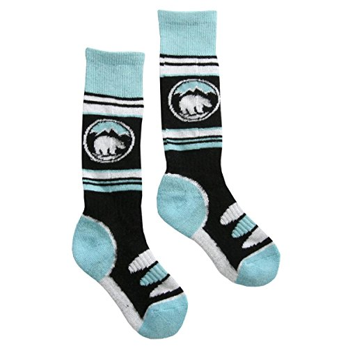 childrens thermal ski socks - 9