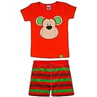 Conjunto Pijama Curto, TipTop, Criança Unissex