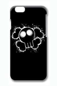 Cartoon Giraffe Slim Soft Diy For SamSung Galaxy S6 Case Cover PC Transparent Cases