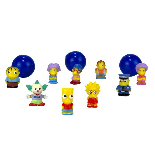 Squinkie Simpsons Piece Bubble Pack product image
