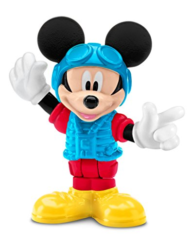 Fisher-Price - Disney Mickey Mouse Clubhouse - Pilot Mickey from Fisher-Price