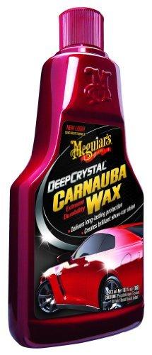 Meguiars A2216 16 oz. Deep Crystal System Carnauba Liquid Wax - 2 Pack