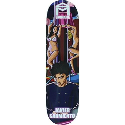 適切なシンプルさ別にSk8mafia Sarmiento Club Skateboard Deck -7.8 by Sk8mafia