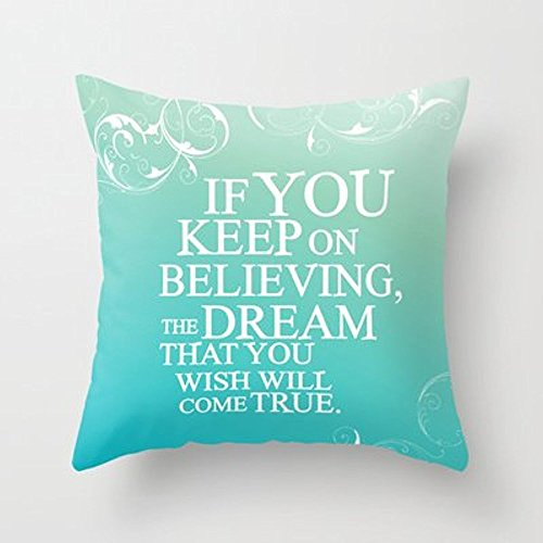 My Honey Pillow Believing.. Cinderella Quote Throw Pillow By Studiomarshallartsfor Your Home