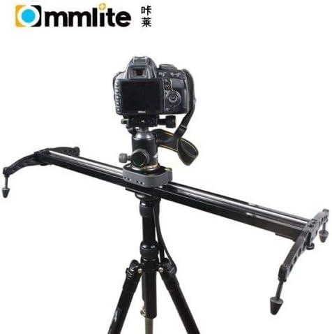 Commlite CS-SL80 Sliding-pad Video Track Slider Dolly Slider for DSLR Camcorder