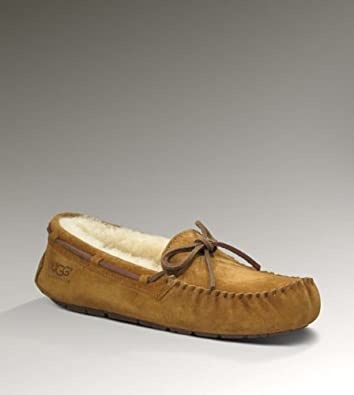 UGG Australia Women's Dakota Slippers Footwear (Size 9/Chestnut)
