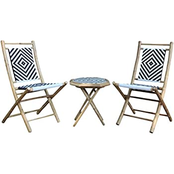 Amazon.com: Heather Ann Creations W26210-NBW 3-Piece Indoor/Outdoor ...