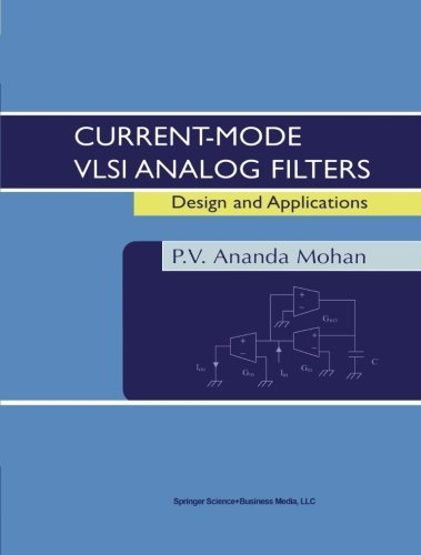 Download Current-Mode VLSI Analog Filters: Design and Applications Pdf