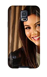 Fashionable Style Case Cover Skin For Galaxy S5- Victoria Justice