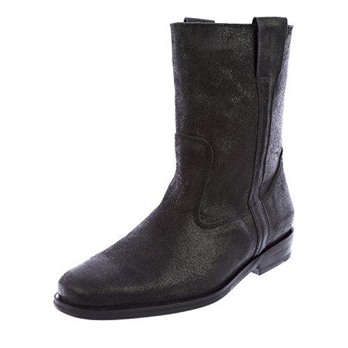Oppervlakte Tot Lucht Heren Suede Camarguaises V1 Laarzen Zz 7 Vintage Zwart