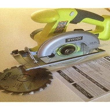 Ryobi One P501G 18V Cordless Circular Saw 5-1/2 inch (Bare Tool Only)
