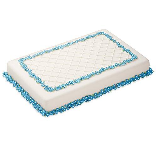 Wilton Performance Pans Aluminum Large Sheet Cake Pan, 12 x 18-Inch