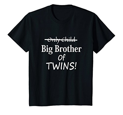 Kids Only Child Status Change to Big Brother of - Twins Brothers